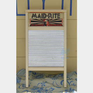 Columbus Musical Washboard /  MAID-RITE Large
