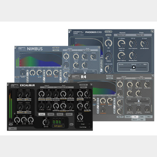 iZotope Exponetial Audio Stereo Reverb Bundle