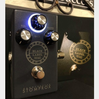 STOMPROX(L'sTRUST) OVER DRIVE -BLACK LABEL- FOR BASS