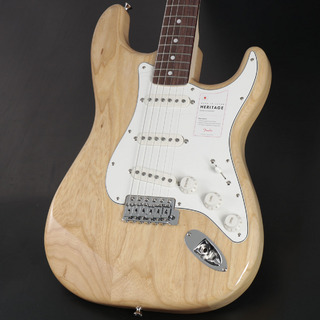 Fender Made in Japan Heritage 70s Stratocaster Natural  【S/N JD20007565】【御茶ノ水本店】