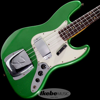 Fender Custom Shop Custom Shop 1964 Jazz Bass Journeyman Relic (Candy Green)
