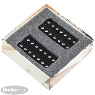 Bare Knuckle Aftermath humbucker 7 Set Open Black