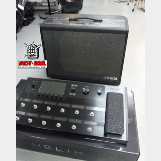 LINE 6 HELIX Floor + PowerCab 112