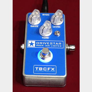 "TBCFX DRIVESTAR ""ROCK INN LIMITED"" 【シリアル#002】【限定コラボ品】"