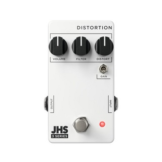 JHS Pedals 3 Series Distortion ギターエフェクター ディストーション