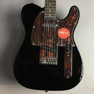 Squier by FenderFSR Affinity Telecaster Laurel Fingerboard  with Tortoiseshell Pickguard/Black【下取がお得!】