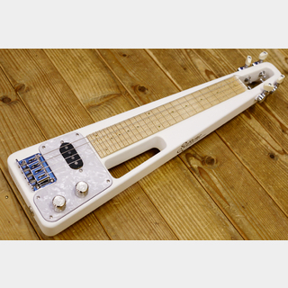 SAITO GUITARS Saytone LS-4 Mini Lapsteel Guitar OWH【展示品特価】