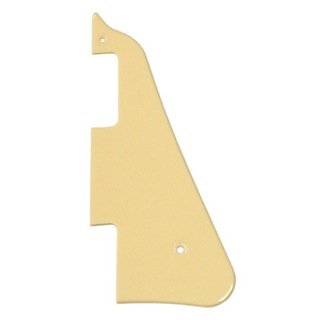 ALLPARTS PICKGUARDS 8057 Cream Pickguard for Gibson Les Paul レスポールピックガード