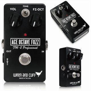 Wren and Cuff Creations Ace Octave Fuzz ギターエフェクター
