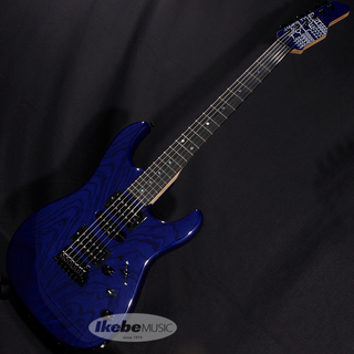 James Tyler Japan Studio Elite HD Rear Route HSH/Ash/Ebony/Trans Royal Blue/MH 【SN.J20080】