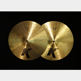 "Zildjian 【1ペア限り50%OFF!!】K 14"" Light Hats"