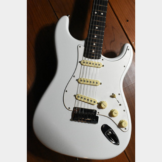 Fender Custom Shop  Jeff Beck Signature Stratocaster Olympic White  12035 2020年製【3Aローズ指板個体!】