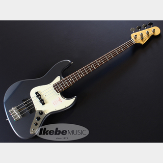 Fender Made in Japan Hybrid 60s Jazz Bass (Charcoal Frost Metallic)