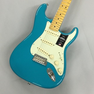 Fender (フェンダー)American Professional II Stratocaster / マイアミブルー / 現物画像【即納可能】送料無料