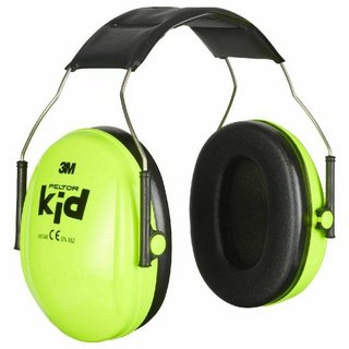 PELTOR 3M Optime 1 H510AK NEON Green