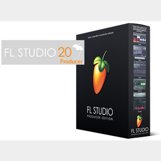 Image-Line FL Studio 20 Producer 【御茶ノ水本店SOUTH】