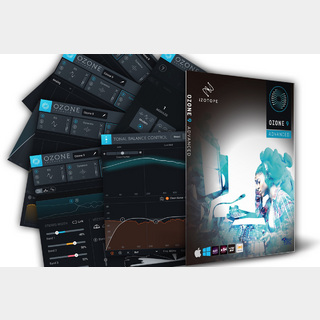 iZotopeOzone 9 Advanced【WEBSHOP】