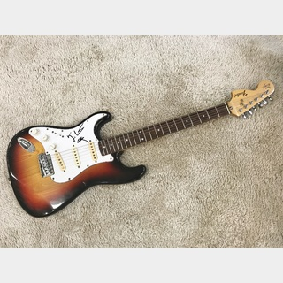 Fender Japan CST-50RL 3-Tone Sunburst Right Hand MOD【中古品】【1985~6年製】【日本製】