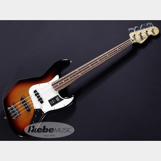 FenderPlayer Jazz Bass (3-Color Sunburst/Pau Ferro) [Made In Mexico]