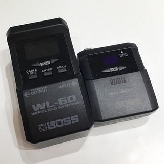 BOSS WL-60 【USED】【ワイヤレスセット】