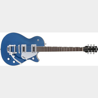 Gretsch Electromatic Collection G5230T Electromatic Jet FT Single-Cut with Bigsby (Aleutian Blue)