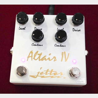 Jetter Gear Altair IV 【限定特価】【Dumble系の集大成2in1ペダル】