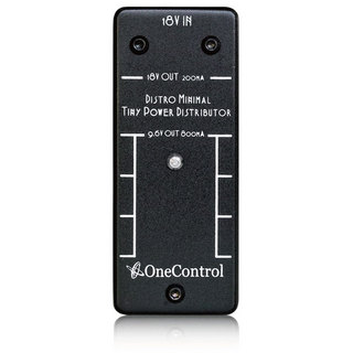 ONE CONTROL Distro Minimal All In One Pack パワーサプライ 【新宿店】