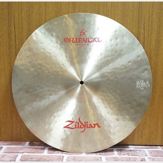 "Zildjian20"" FX ORIENTAL CRASH OF DOOM【在庫ございます!!!】"