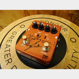 EBS Billy Sheehan SIGNATURE DRIVE DELXE
