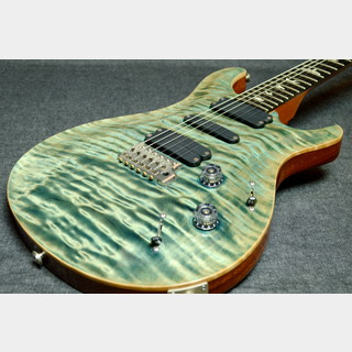 Paul Reed Smith(PRS) 513 10TOP Trampas Green 2014年製 【MC仙台店】