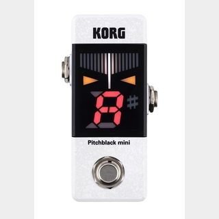 KORG Pitchblack mini / White