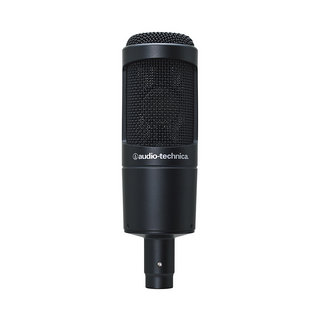 audio-technica AT2035 Side Address Back Electret Condenser Microphone 【12月2日入荷予定分 - ご予約受付中!】