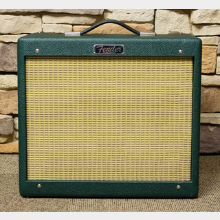Fender 2020 Limited Edition Blues Junior IV, C12Q Speaker, British Racing Green