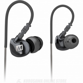 MEE Audio M6 Sports Headphones with Memory Wire for Locked-in Fit