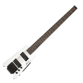 Spirit by STEINBERGER XT-25 STANDARD Bass Outfit (5-String) White エレキベース