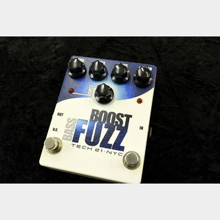 Tech 21BASS BOOST FUZZ【USED】