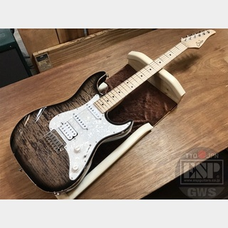Suhr(正規輸入品) JST STANDARD PRO Series【Trans Charcoal Burst /Maple】