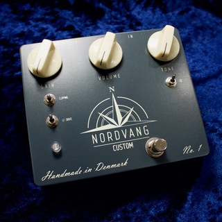 NORDVANG CUSTOMNo.1 OVERDRIVE【最後の再入荷!】
