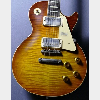 Gibson Custom Shop 【売り切り!!】60th Anniversary 1959 Les Paul Standard VOS Indian Rosewood Slow Iced Tea Fade #9 9578