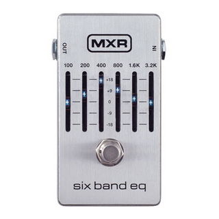 MXRM109S Six Band Graphic EQ 【渋谷店】