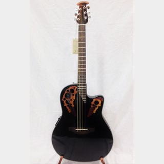 Ovation Celebrity Elite CE44-5 Black 【展示処分特価】