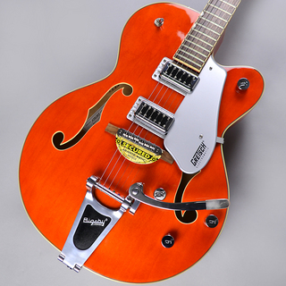 Gretsch G5420T Electromatic Orange Stain Hollow Body Single-Cut with Bigsby