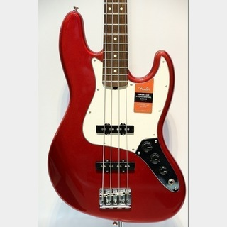 Fender American Professional Jazz Bass Rosewood / Candy Apple Red★平日限定セール!2日まで★