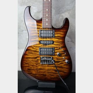 TOM ANDERSON Drop Top Tiger Eye Burst