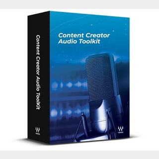 WAVESContent Creator Audio Toolkit【WEBSHOP】