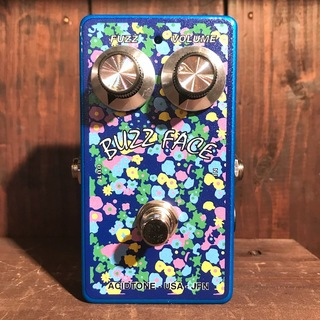 ACIDTONE BUZZ FACE Blue Flower