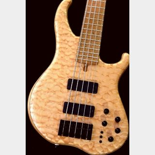 "Anaconda Bass Crusher CXE5-Elite ""5th Anniversary"" -Natural Gloss-【NEW】"