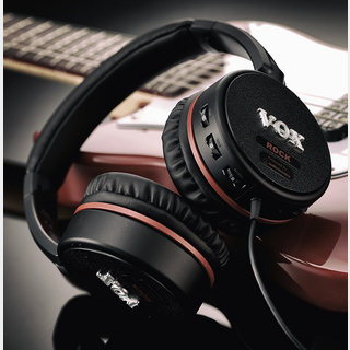 VOX VGH-ROCK (GUITAR AMPLIFIER HEADPHONES) ギター用