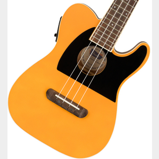 Fender Fullerton Tele Uke Butterscotch Blonde ウクレレ 【WEBSHOP】