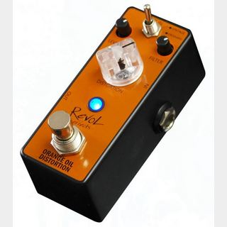 RevoL effects ORANGE OIL DISTORTION EDS-01【福岡店在庫】